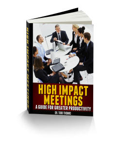 High Impact Meetings